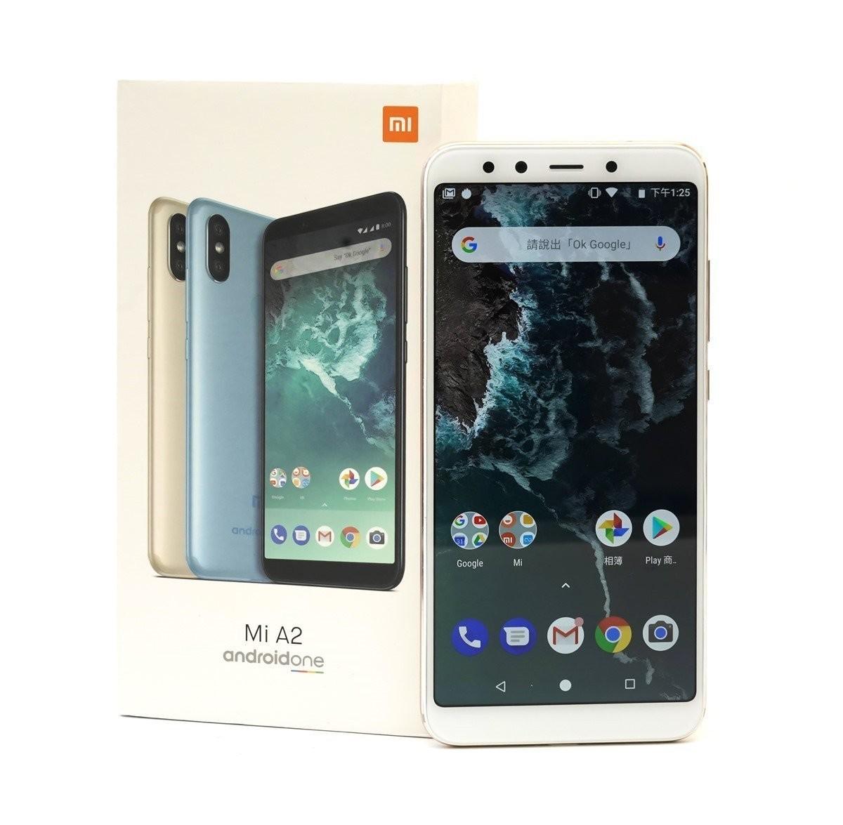 是AndroidOne 原生系統!小米 A2 性能實測 / 規格表,不一樣的小米手機!一樣超值!這篇文章的首圖