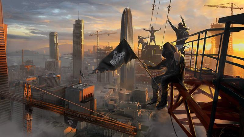 是《看門狗2》採更開放架構設定 11/15登場這篇文章的首圖