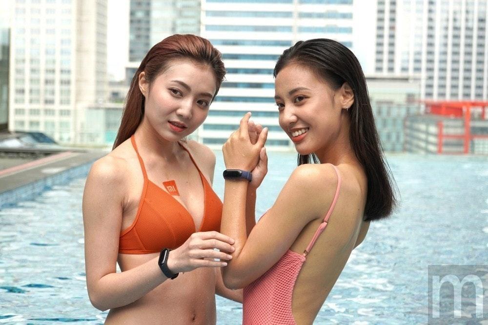 是小米手環3、第二代Amazfit運動手錶登台 小米結盟摩曼頓擴展穿戴裝置市場的第3張圖
