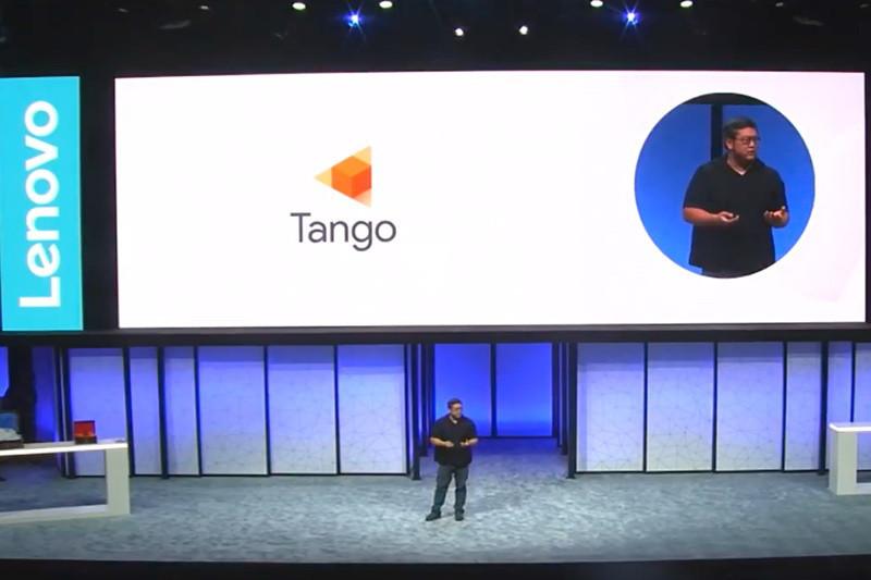 是Project Tango脫離實驗階段 啟用正式名稱這篇文章的首圖