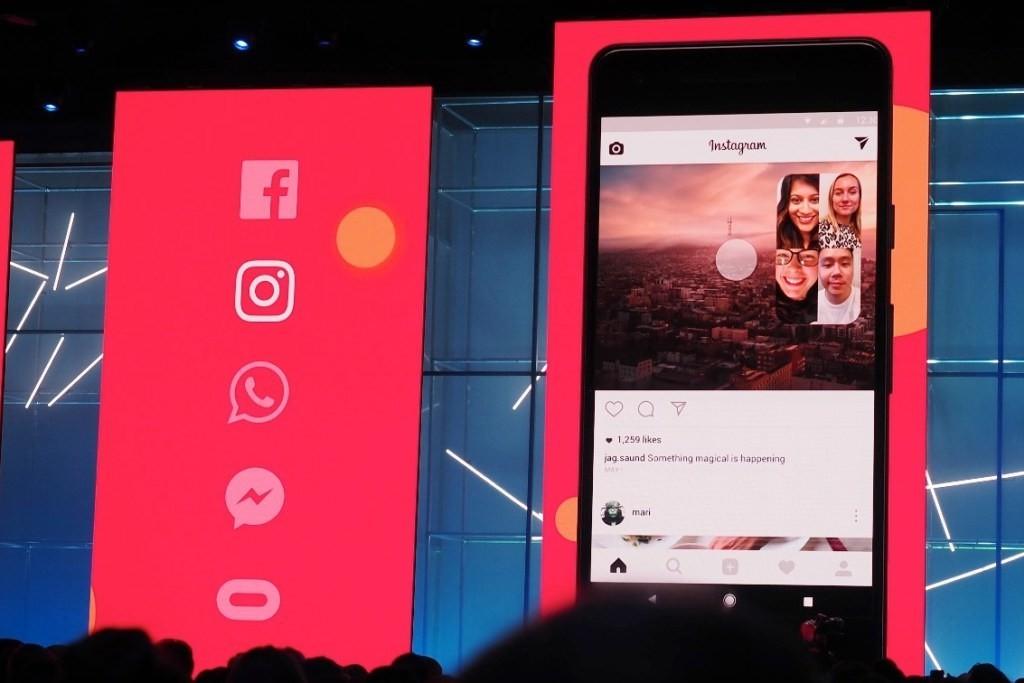 是Instagram、WhatsApp加入更多線上社群互動、團體視訊功能這篇文章的首圖