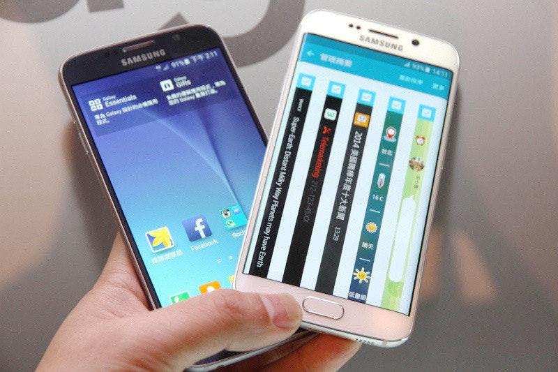 是三星加速Galaxy S7推出時程 優化S820處理器這篇文章的首圖