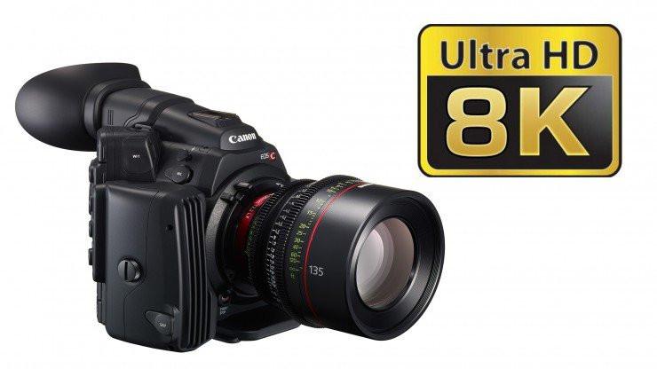 是Canon決定開發8K電影攝像機與1億2000萬像素Full-Frame DSLR!這篇文章的首圖