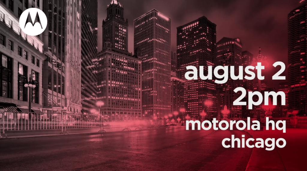 是Moto Z3、Z3 Force預期將在8月2日於芝加哥發表會上亮相這篇文章的首圖