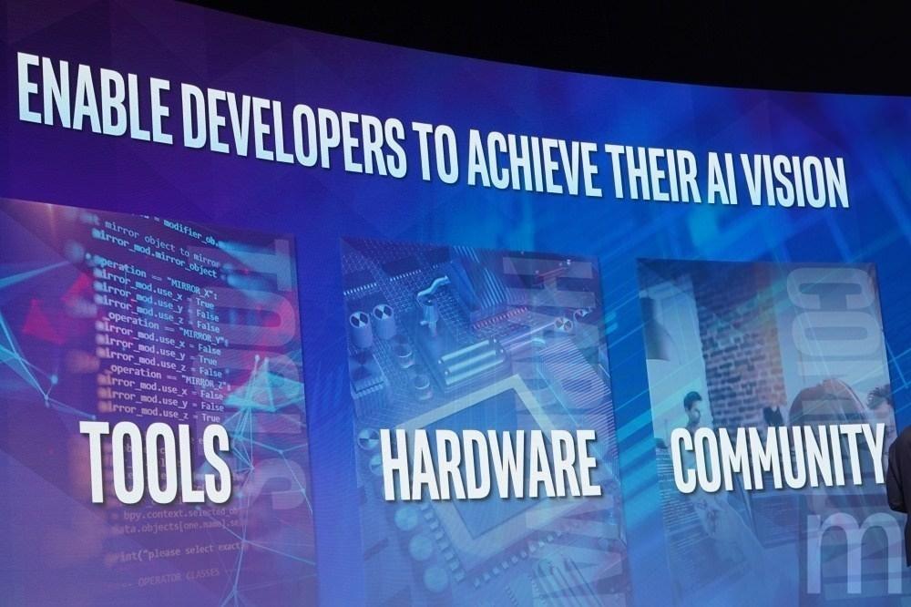 是強調FPGA架構彈性優勢之餘,Intel將以軟硬體、合作交流持續推動人工智慧成長這篇文章的首圖