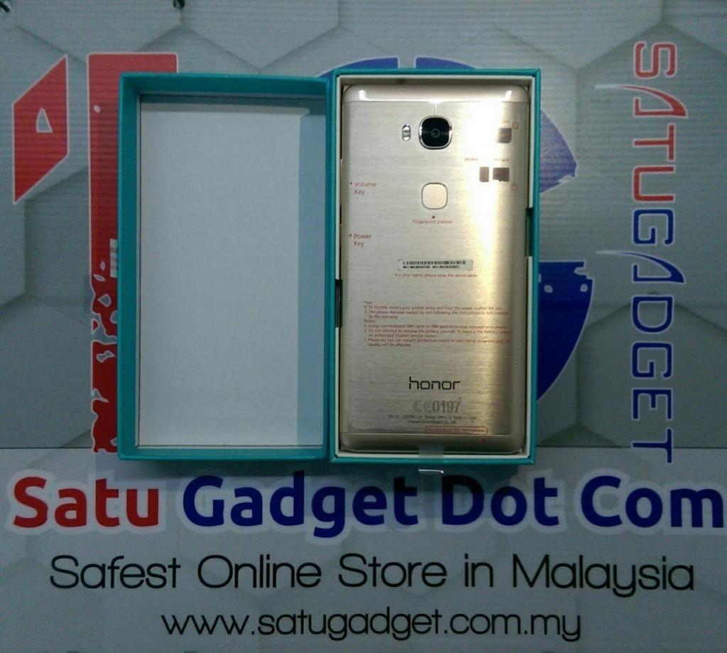 是Honor 5X與Honor 7增強版現今可在Satu Gadget Dot Com試玩真機!這篇文章的首圖
