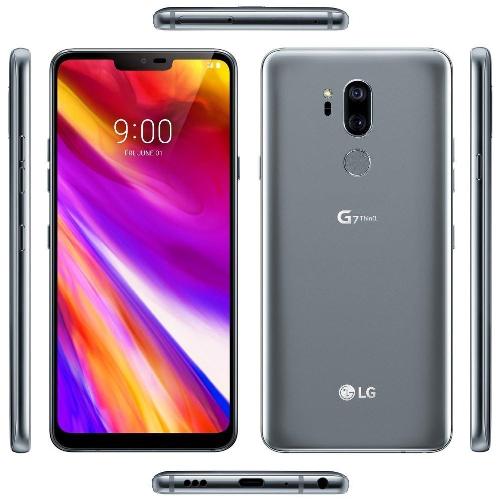 是LG G7 ThinQ具體外觀再曝 即將揭曉新機幾乎已經沒有秘密這篇文章的首圖