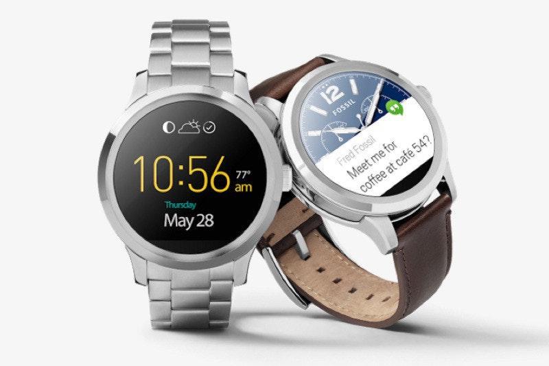是Fossil首款智慧錶 Google Play上架這篇文章的首圖