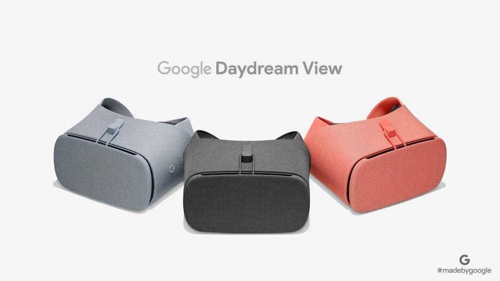 是新款Daydream View推出 加入更多虛擬實境內容與上市地區這篇文章的首圖