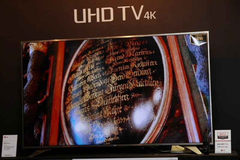 是LG:OLED顯示技術是未來電視主流趨勢這篇文章的首圖