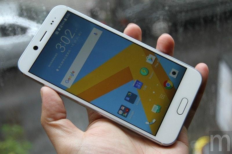 是首款一體成形金屬設計的Android防水手機 HTC 10 evo動眼看這篇文章的首圖