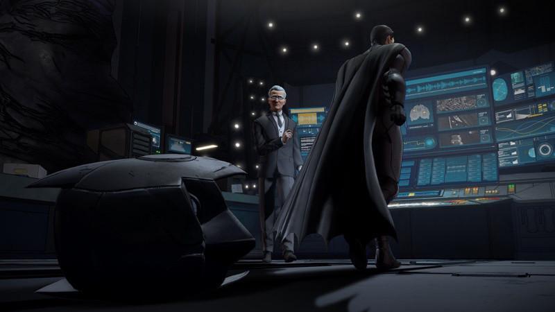 是《蝙蝠俠-故事版》完整預告釋出 8/2開放遊玩這篇文章的首圖