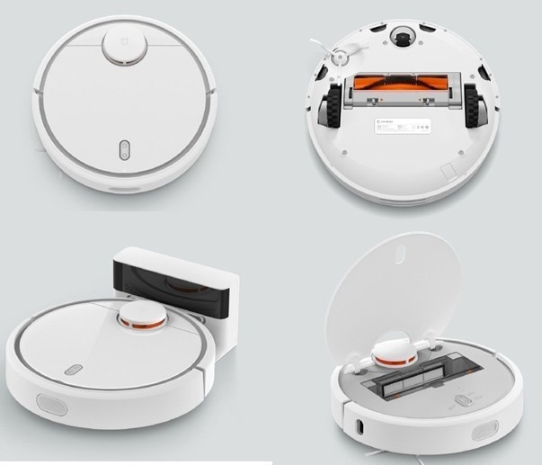 是米家掃地機器人正式發表支援WiFi遠端控制、即時監控、預約排程等功能售價為1699人民幣!這篇文章的首圖