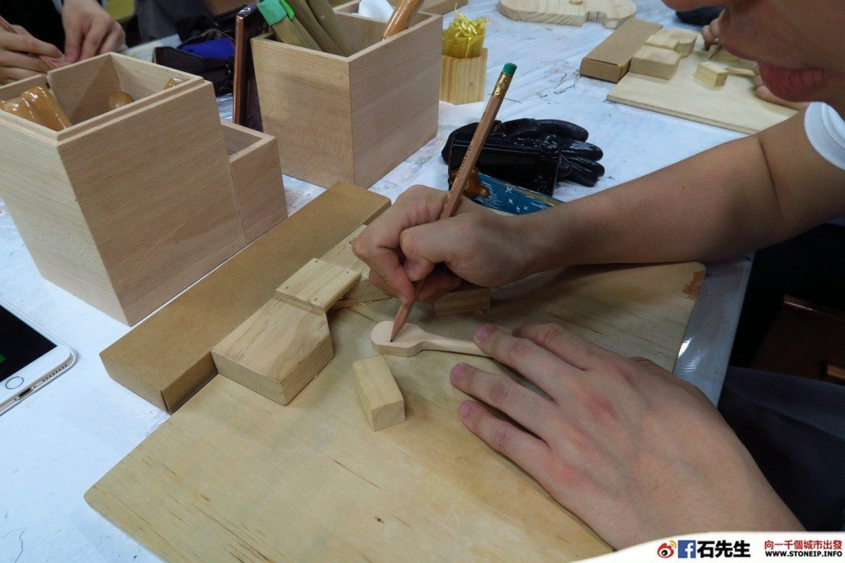 是【台灣.台中】木匠兄妹木工房 – 手工做匙好好玩這篇文章的首圖