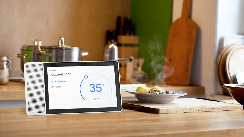 是聯想結合Google Assistant的智慧顯示器開賣 配合螢幕成為家庭中控台這篇文章的首圖