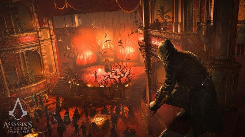 是《刺客教條:梟雄》 上市前新預告片釋出這篇文章的首圖