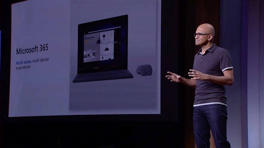 是微軟擴展Microsoft 365平台 藉更多功能連接所有人機互動這篇文章的首圖