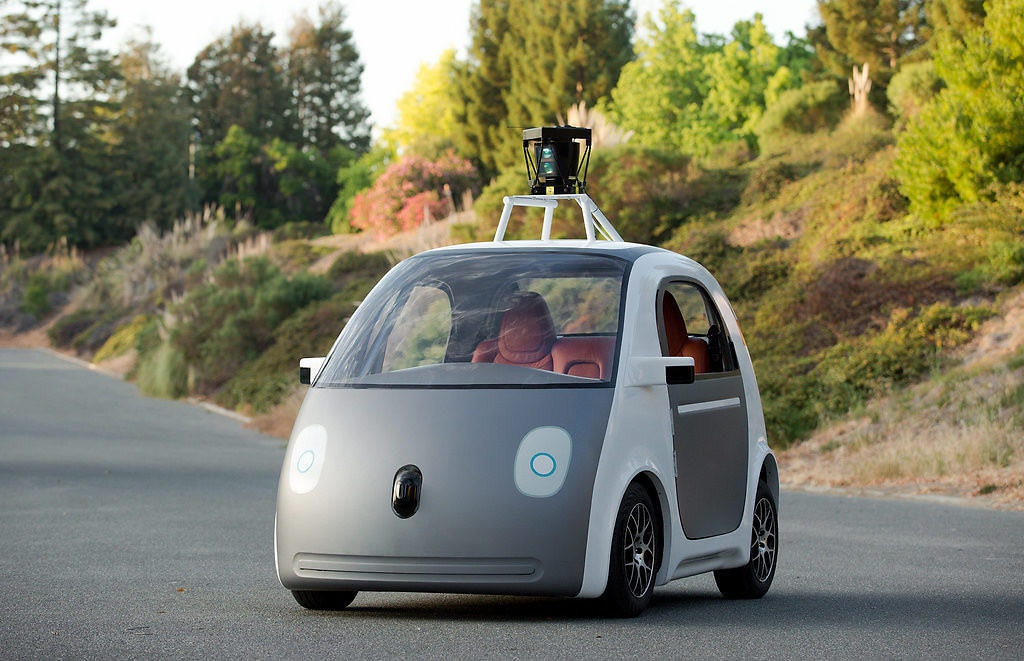 是未來自動駕駛計程車可能完全免費,但你敢坐嗎?這篇文章的首圖