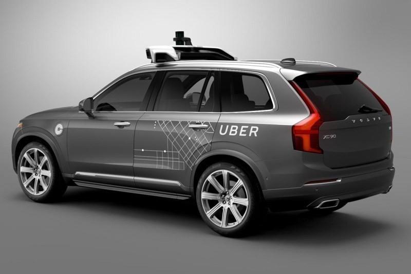 是消息指稱Uber考慮與車廠合資,藉此降低自動駕駛技術研發成本這篇文章的首圖