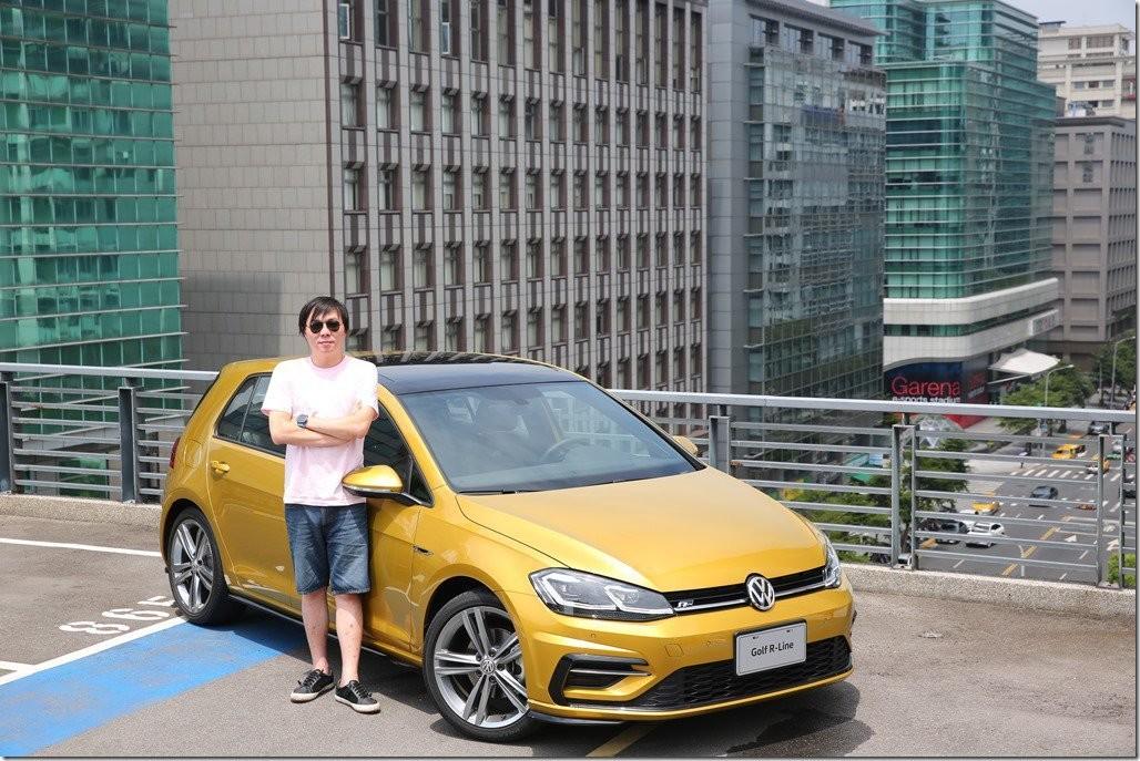 是結合科技與熱血因子,Volkswagen Golf 280 TSI R-Line 試駕體驗這篇文章的首圖