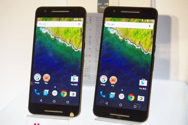 是Google Play開賣Nexus 6P 提供白色、128GB選項這篇文章的首圖