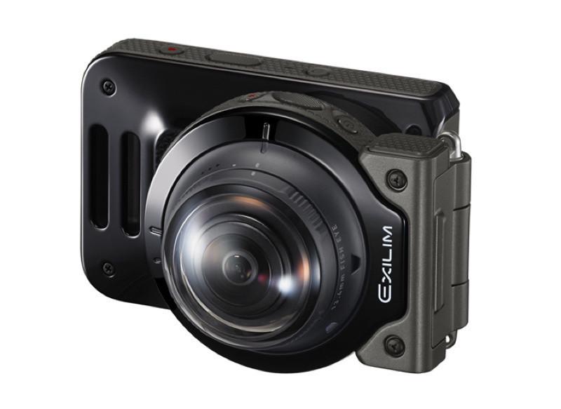 是CASIO新運動相機EX-FR200 鏡頭更廣、加入4K畫質這篇文章的首圖