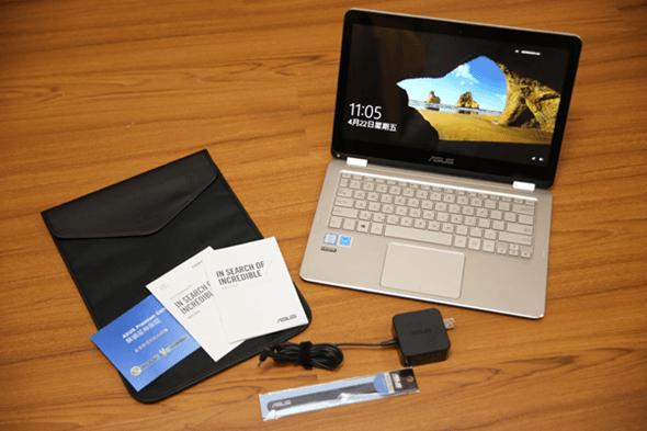 是評測/ASUS ZenBook Flip UX360CA 翻轉超輕薄行動商務觸控筆電這篇文章的首圖