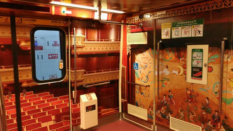 是歡慶30周年!捷運車廂變身成實境「行動兩廳院」這篇文章的首圖