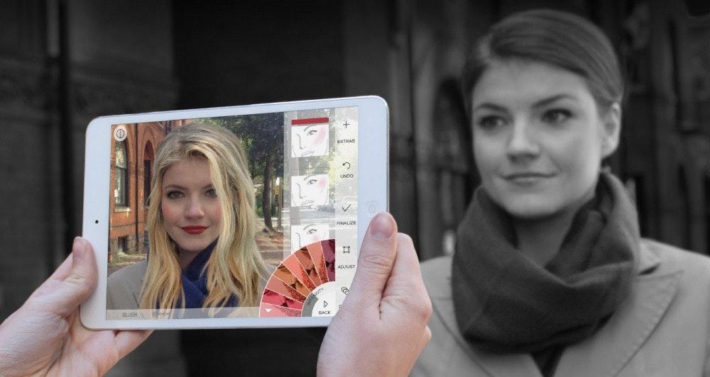 是L』Oreal攜手Facebook,透過Instagram平台讓使用者線上試妝這篇文章的首圖