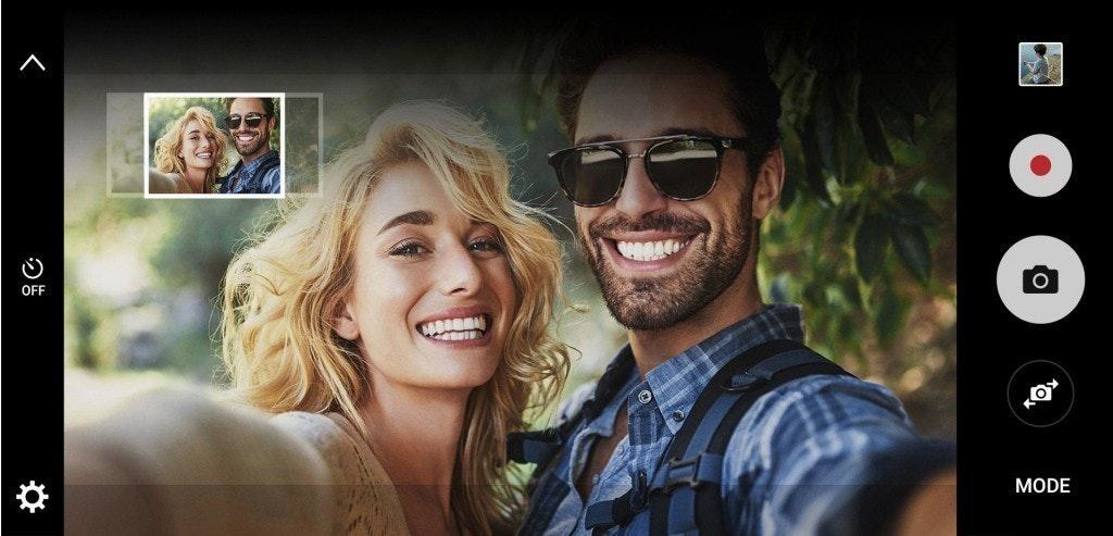 是Samsung Galaxy J7 Prime超廣角自拍Test!內附美眉Selfie、Wefie拍攝樣張!這篇文章的首圖
