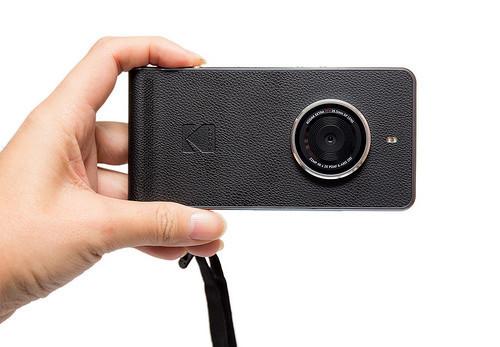 是影像經典是否重生!懷舊復古味十足的柯達 Kodak Ektra 拍照手機!這篇文章的首圖
