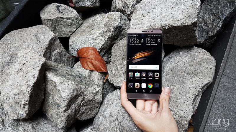 是2016年度小編最滿意的旗艦手機!Huawei Mate 9體驗:不只是大,是很強大!這篇文章的首圖