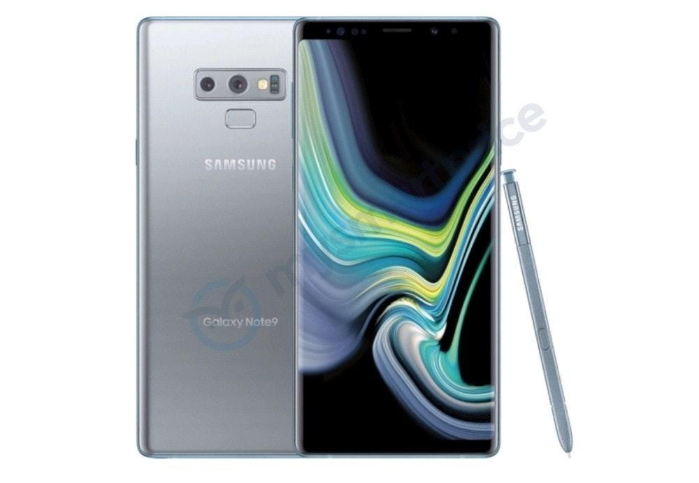 是拯救新機銷量表現 三星可能再推出銀色款Galaxy Note 9這篇文章的首圖