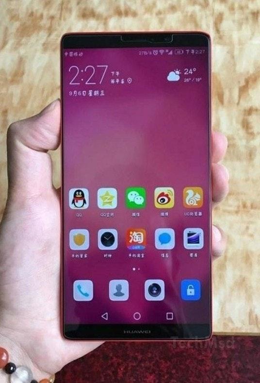 是Note 8與iPhone X的對手來了!Huawei全面屏旗艦Mate 10售價曝光:約RM2995起!這篇文章的首圖