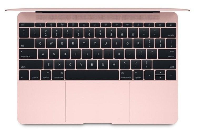 是玫瑰金款12吋MacBook 最快5月中旬登台這篇文章的首圖