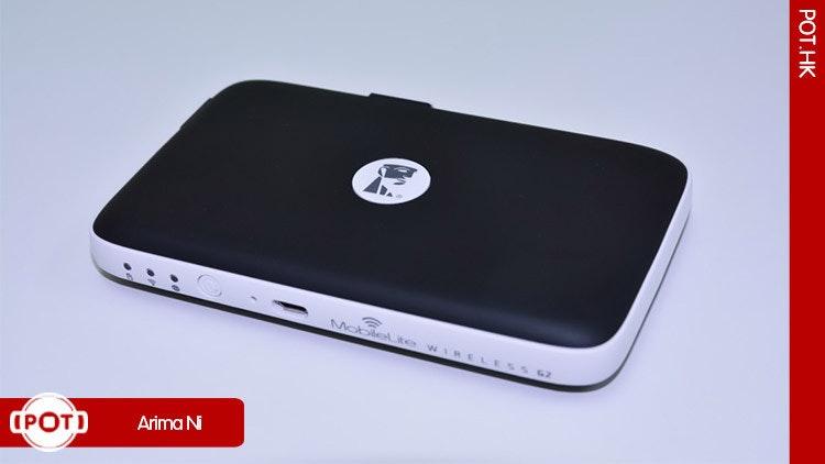 是小盒子大功用的 Kinston MobileLite Wireless G2這篇文章的首圖