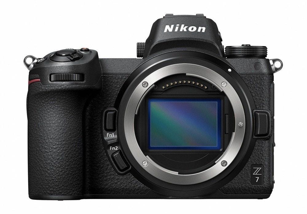 是採Z接環設計、同步推出三款新鏡 Nikon正式揭曉全片幅無反相機Z6、Z7這篇文章的首圖