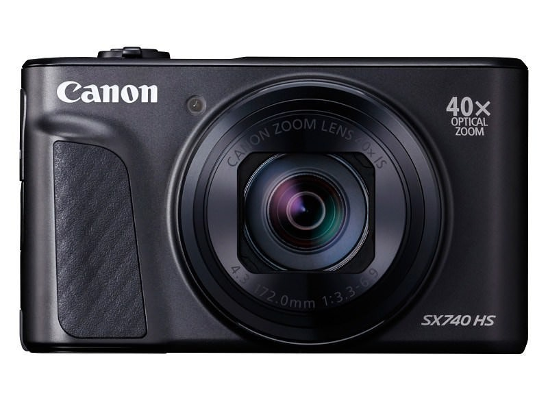 是Canon推出新款旅遊相機PowerShot SX740 HS 加入4K錄影功能這篇文章的首圖