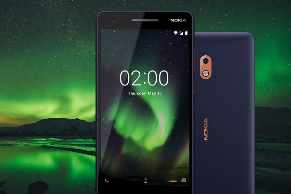 Android Go機種Nokia 2.1台灣開賣 中華電信獨家合作資費方案