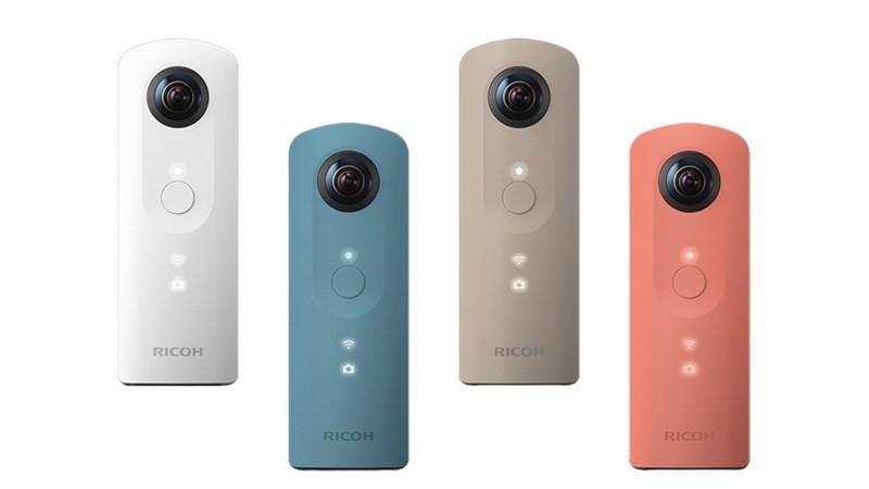 是與三星、LG抗衡 Ricoh推出低價款全天周相機Theta SC這篇文章的首圖