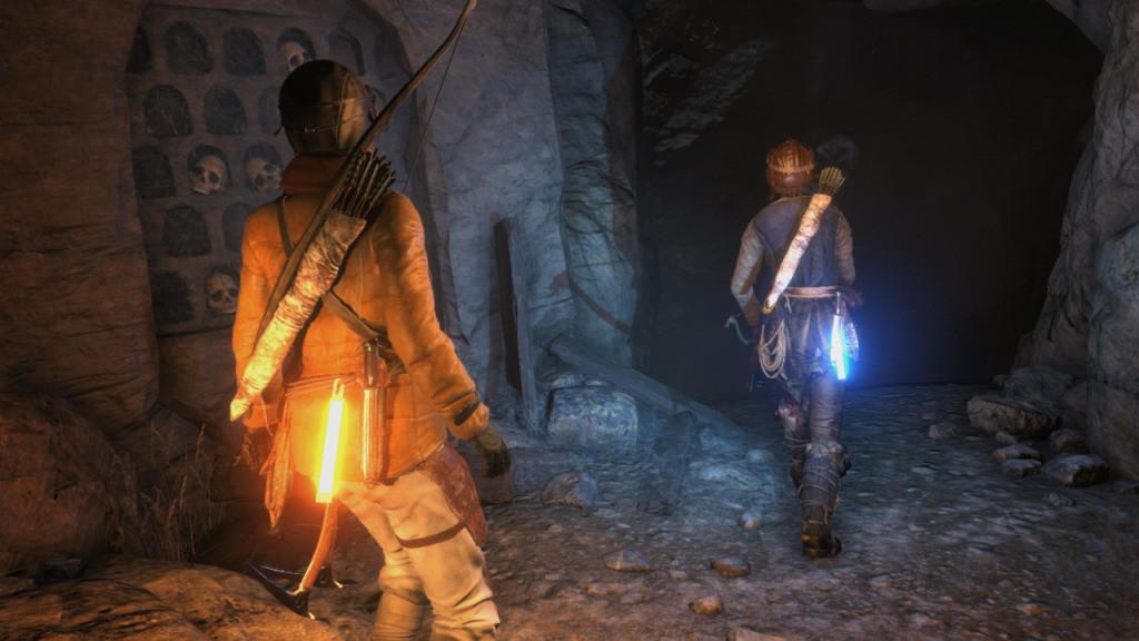 是《古墓奇兵:崛起》終於進入PS4 更帶來VR體驗這篇文章的首圖