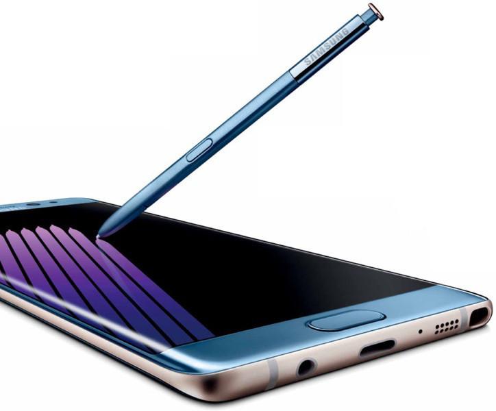 是Galaxy Note 7僅推單一型號 採雙側曲面螢幕這篇文章的首圖