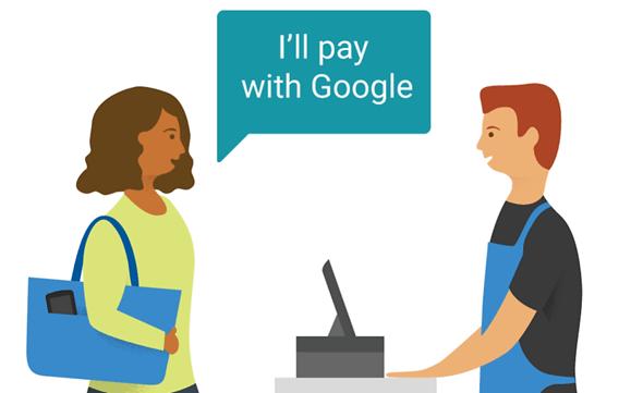 是用嘴巴就能結帳,Google 推出 Hands Free 免動手支付服務這篇文章的首圖