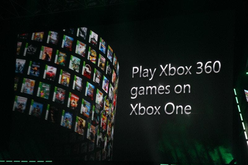 是Xbox One更新11/12釋出 加入向下相容等功能這篇文章的首圖