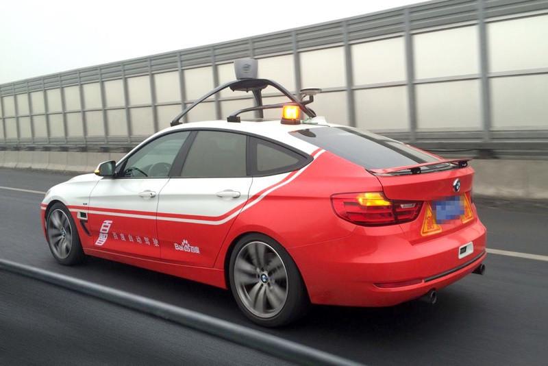 是中國將對自動駕駛車立法 禁止高速公路測試這篇文章的首圖