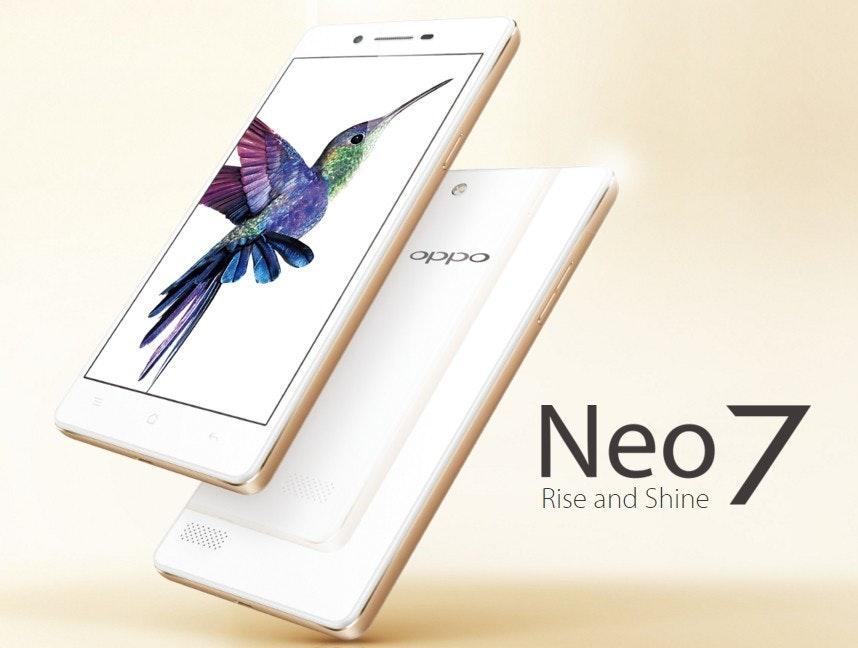 是OPPO Neo 7下周開賣:售價RM798這篇文章的首圖