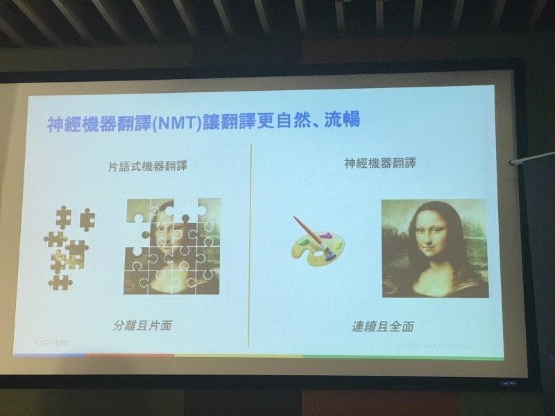 是Google藉類神經網路優化翻譯品質 擴大人工智慧技術應用這篇文章的首圖