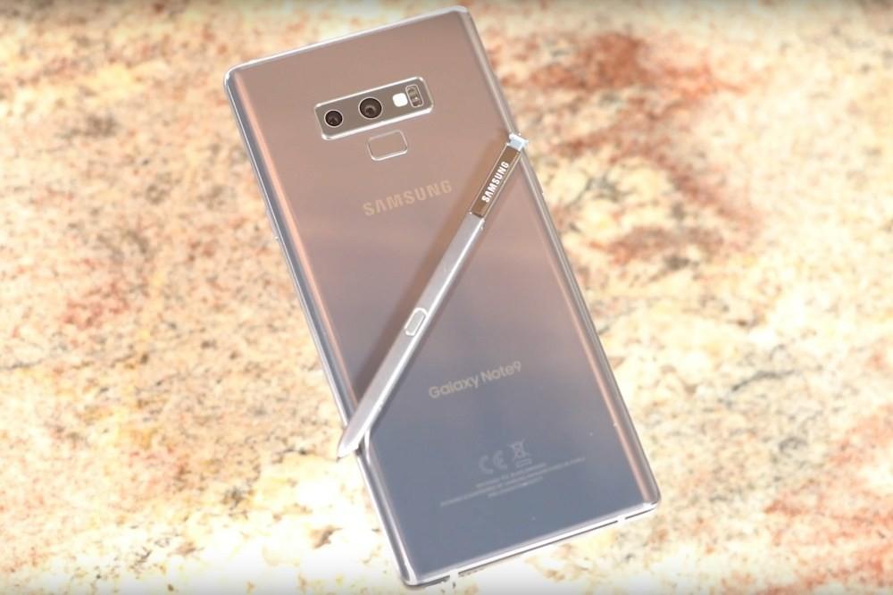 是三星在美揭曉雲彩銀款Galaxy Note 9 將與午夜黑款一同刺激買氣這篇文章的首圖