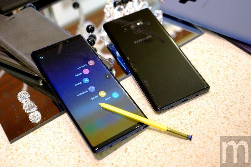 是筆較厲害! 換上全新S Pen、混搭風格的Galaxy Note 9揭曉這篇文章的首圖