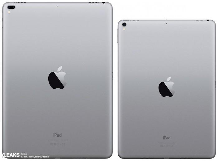 是連平板也玩雙攝?!全新2017款12.9寸iPad Pro渲染圖曝光:帶iPhone 7同款雙鏡頭!這篇文章的首圖